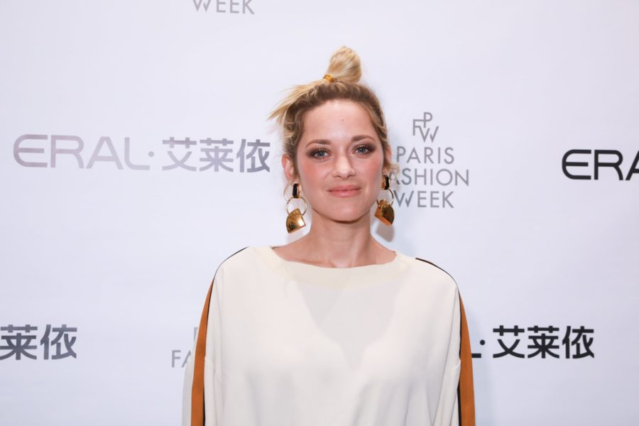 PRESS OFFICER INVITE MARION COTILLARD