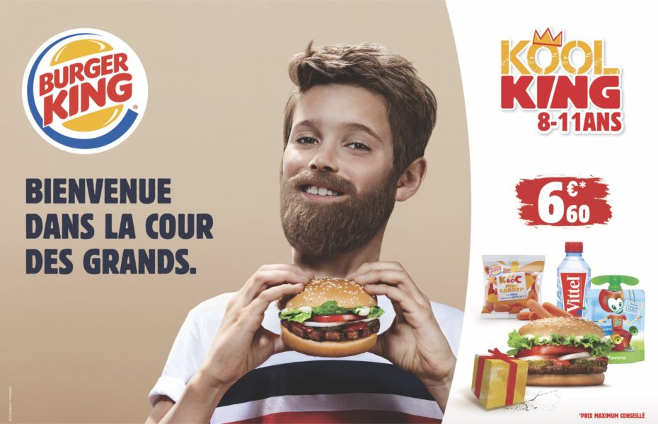 KOOL KING BY BURGER KING