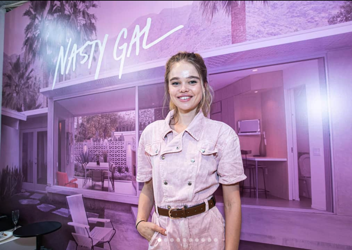 NASTY GAL RELEASE PARTY