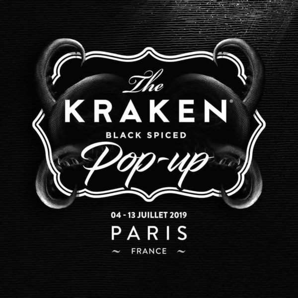 PRESS OFFICER CRÉE, PRODUIT ET DÉVELOPPE LE POP-UP KRAKEN