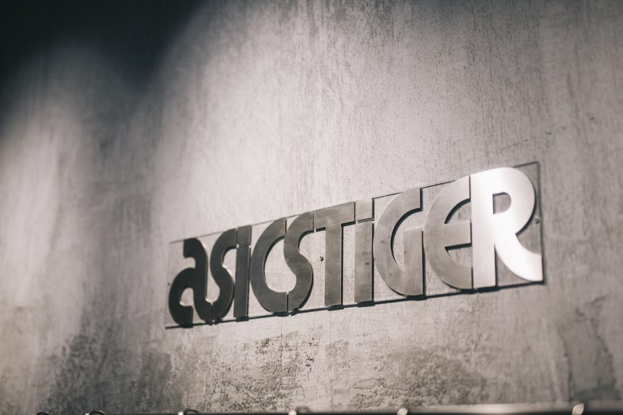 PRESS OFFICER DÉVOILE THE NEW ASICS'S PLACE