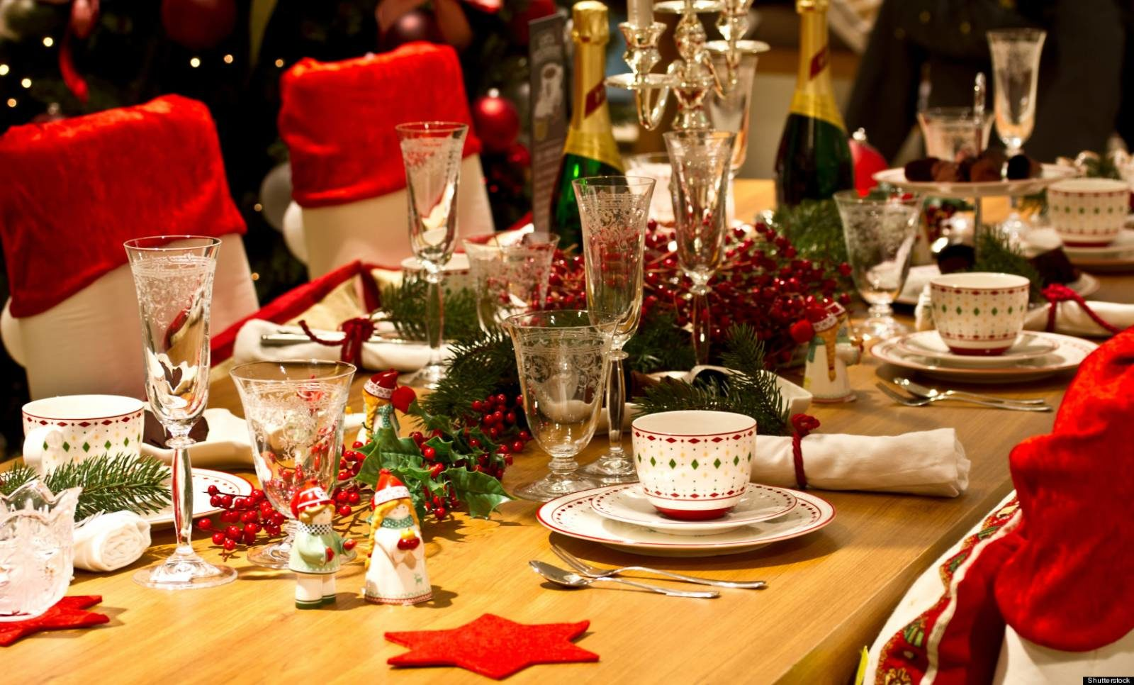CHRISTMAS DINER